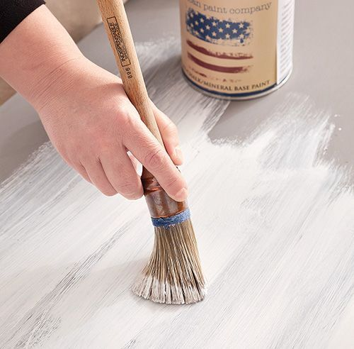 Comment peindre une vieille commode? Decoration, Chalk paint and