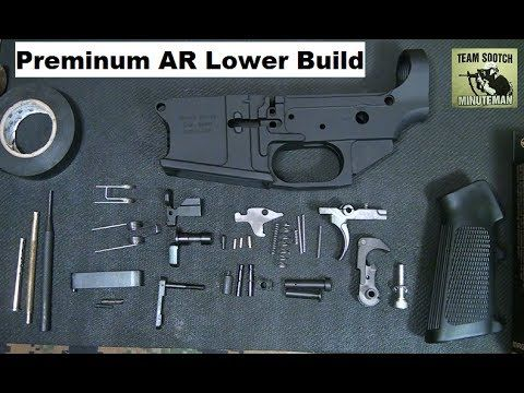 How To Improve A Standard Ar15 Trigger