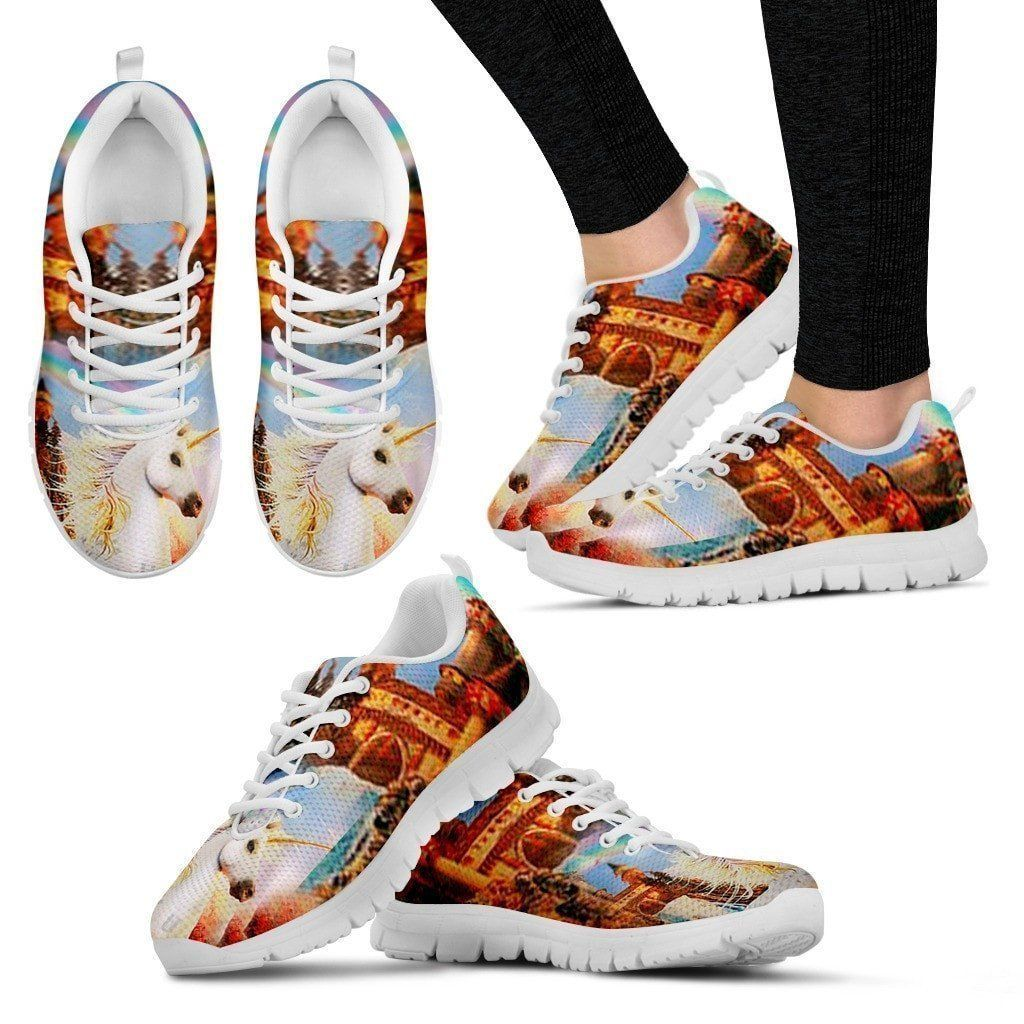4f24c8061a62  Freedom Unicorn  Running Shoes (Men Women)-Free Shipping Sneaker Running