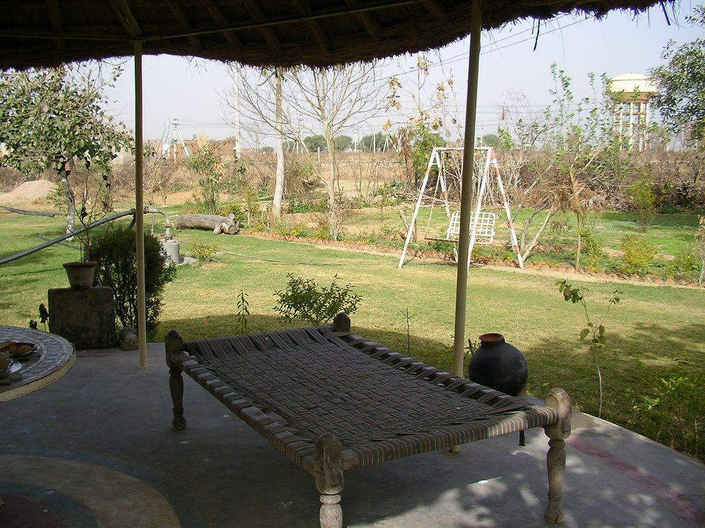Lesser Known Weekend Getaways from Delhi Outdoor daybed