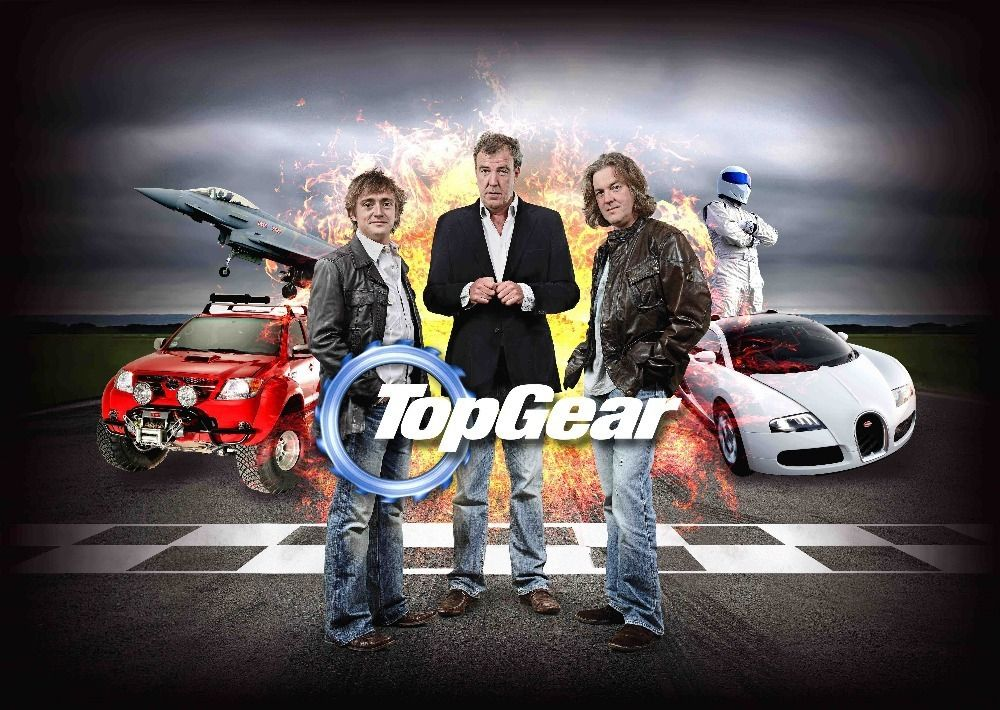 Top Gear Poster 33 Top Gear Top Gear Uk Top Gear Bbc