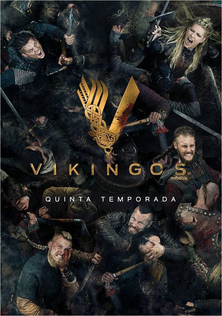 Vikingos Quinta Temporada Dir Michael Hirst Intèrprets Gustaf Skarsgård Katheryn Winnick Alexander Ludw Vikings Season 5 Vikings Season Gustaf Skarsgard