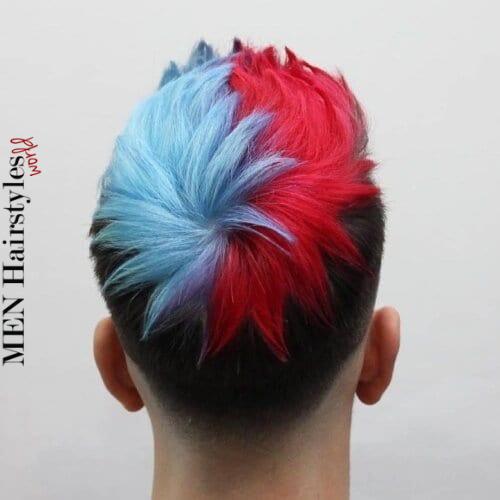 Hair Color Ideas For Men Dyed Hair Men Cool Hair Color Mens Hair Colour