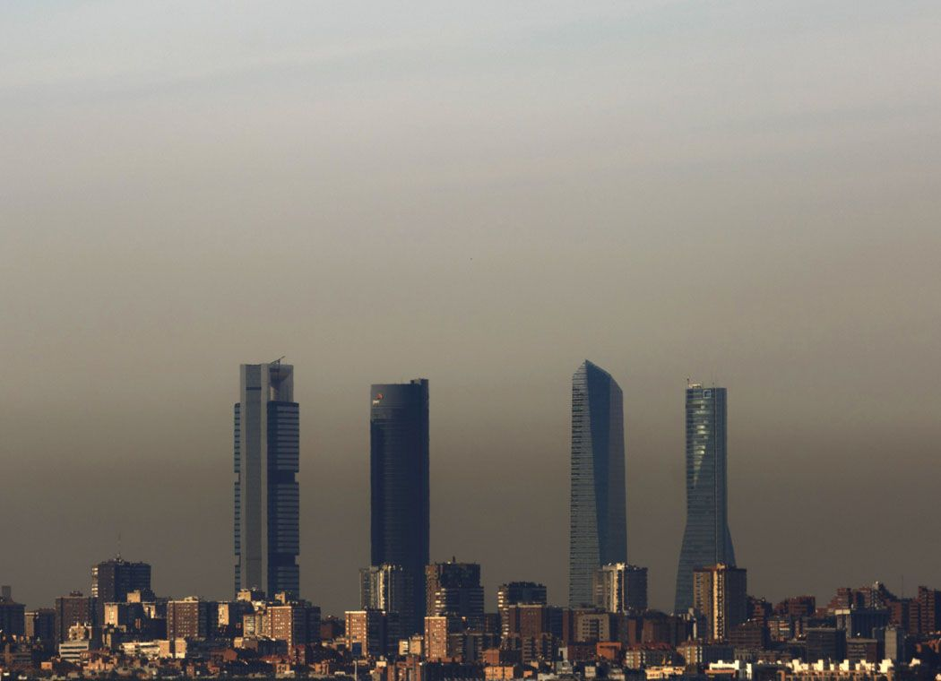 Ya es posible localizar en tiempo real a los coches más contaminantes. Y  Madrid es 14ad11fe1b1