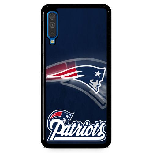 New England Patriots Z2996 Samsung Galaxy A50 Premium Case