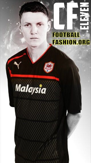a617e0fdb Cardiff City PUMA 2012 13 Third Kit