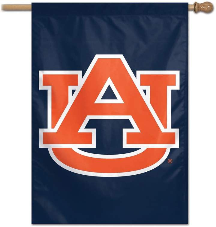 Auburn Tigers Vertical Banner Flag Decor Features Pole Auburn Tigers House Flags Home Logo