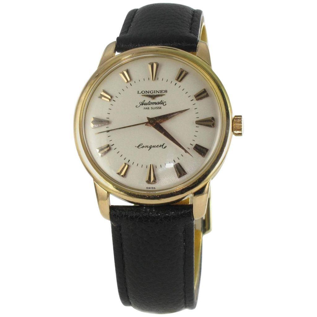 la meilleure attitude 53897 210da Montre Longines Conquest Héritage des années 50. Bracelet ...