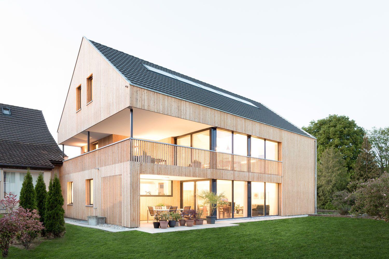 ArchitektArchitekturbueroArchitektenhausEinfamilienhaus