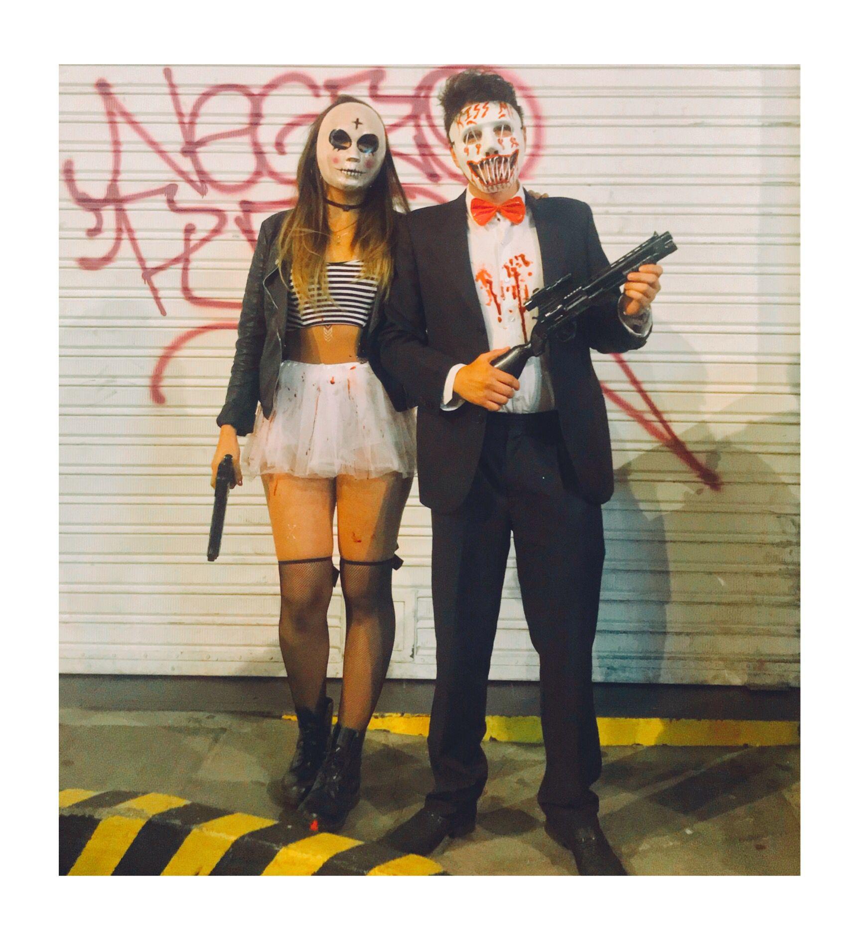 12 Horas Para Sobrevivir Halloween Disfraces Disfraces Parejas Disfraces