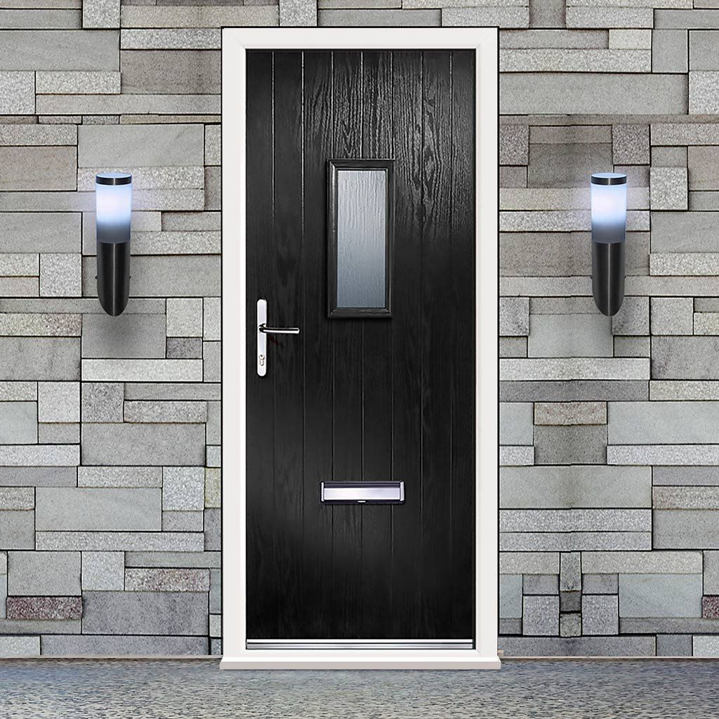 For A Great Looking Exterior Composite Door Our Virtuoso Chapleton