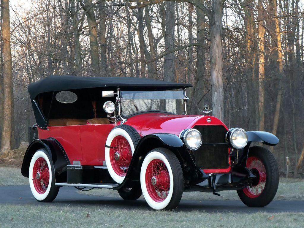 Stutz Model H 80 HP Touring '1920