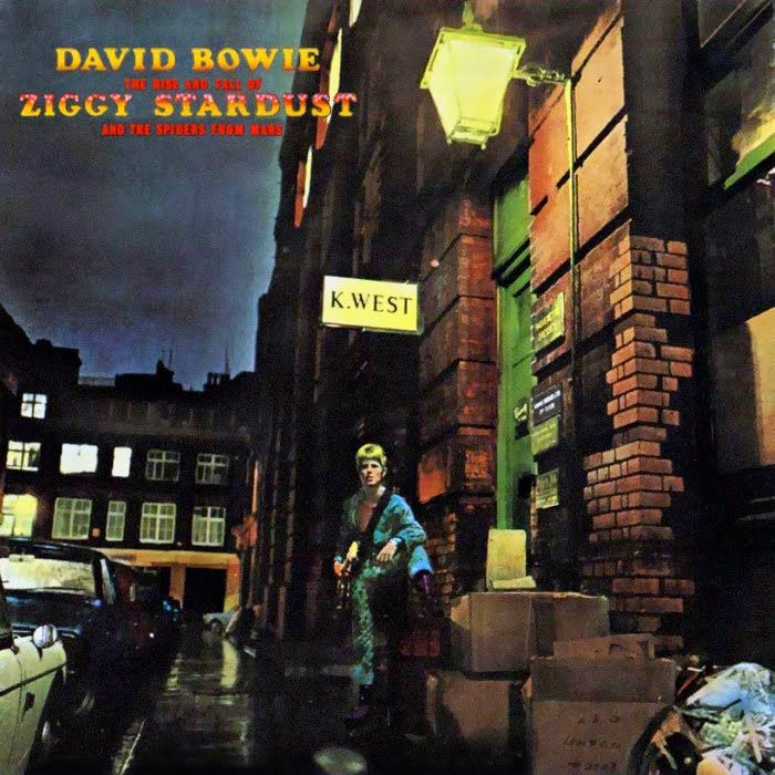 Bowie a top 5 with this album