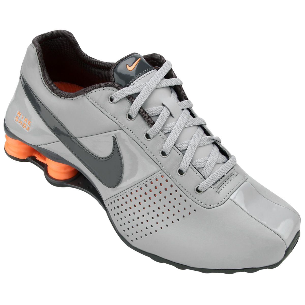 purchase cheap bc439 518d7 ... netherlands tênis nike shox deliver netshoes lugares para visitar 93bfb  9b40c