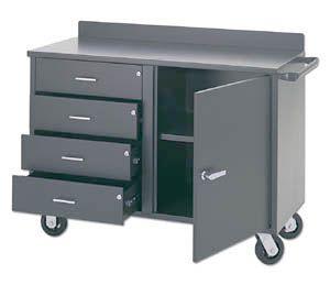 Dual Purpose Mobile Cabinet Library Wishlist Locker Storage