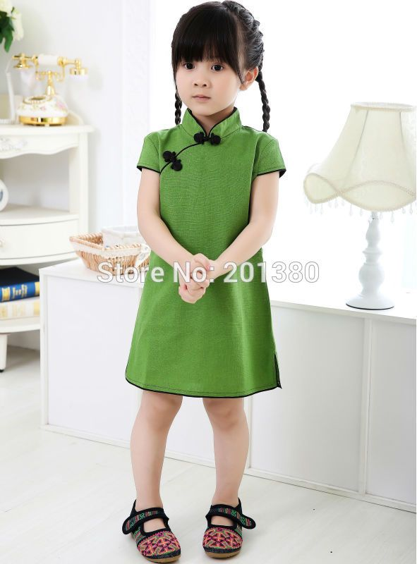 b8642f50f0fd Online Buy Wholesale baby girl traditional dresses from China baby ...