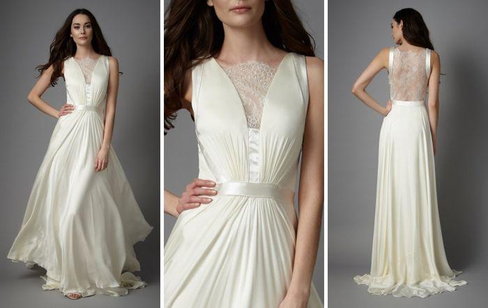 Brautkleid: Angel von Catherine Deane | Hochzeitskleider | Wedding ...