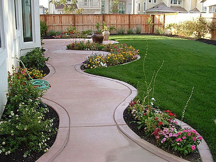 knockout inexpensive landscaping