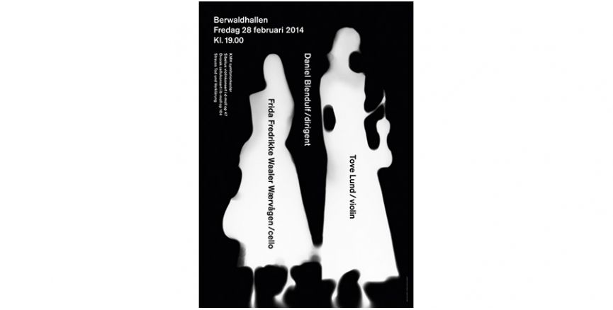 Violin and cello conserto at Berwaldhallen | Red Dot 21