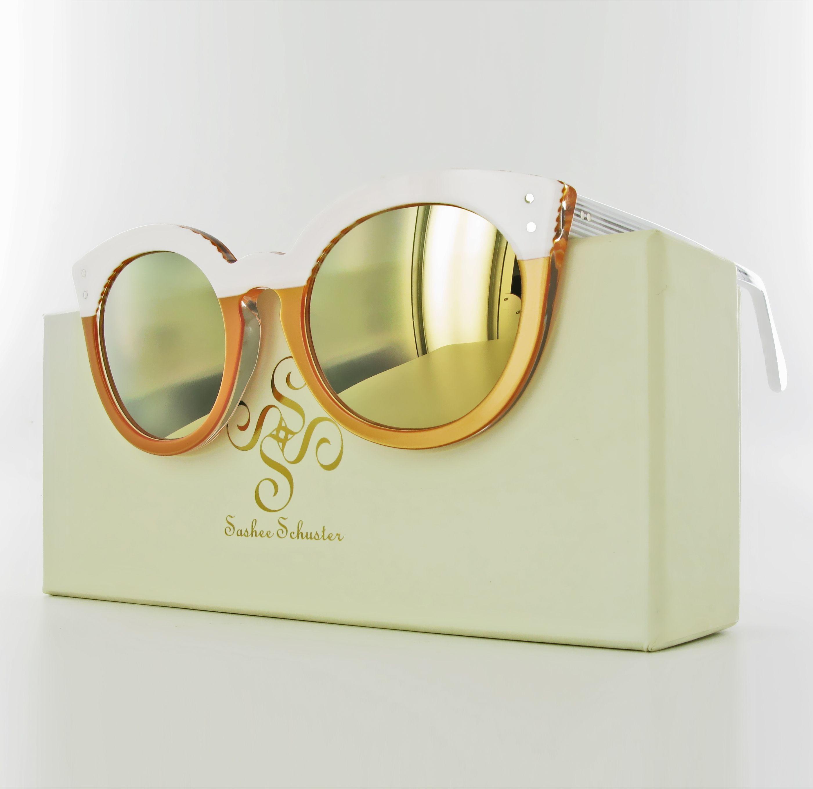 "Sashee Schuster - VIOLETA - super limited color ""weissgold"