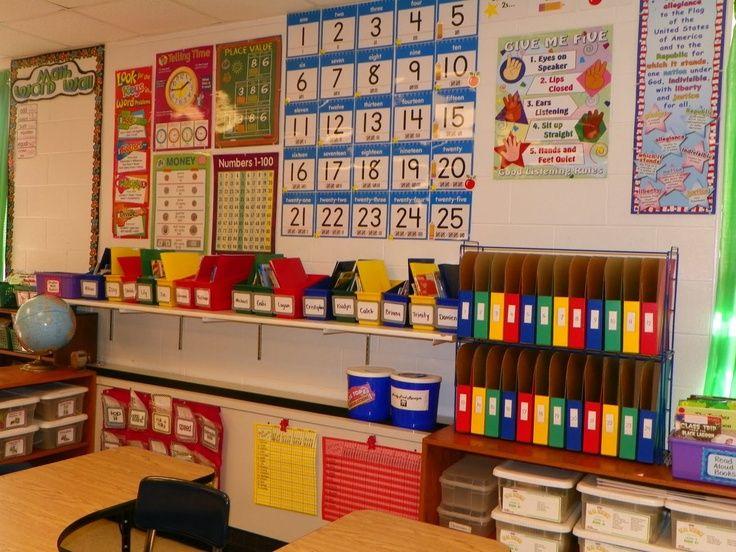 Having An Organized Classroom Is Key To Having A Successful School Year Description From Pinterest Classroom Organization Teachers Week Education Organization