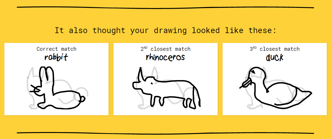 Quick Draw Work This Game Makes Learning Google