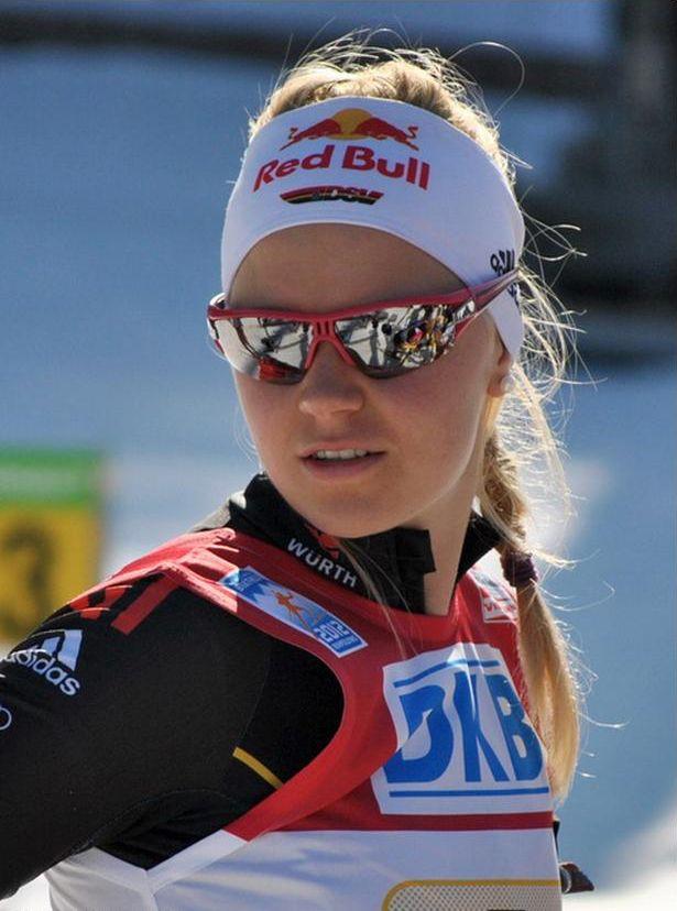 Biathleten Frauen
