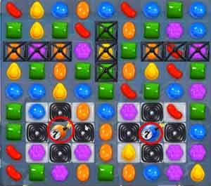 Candy Crush Saga Cheats Level 106 - http://candycrushjunkie.com/candy-crush-saga-cheats-level-106/