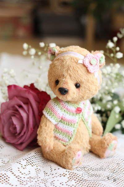 Rosie by By Olga Nechaeva   Bear Pile