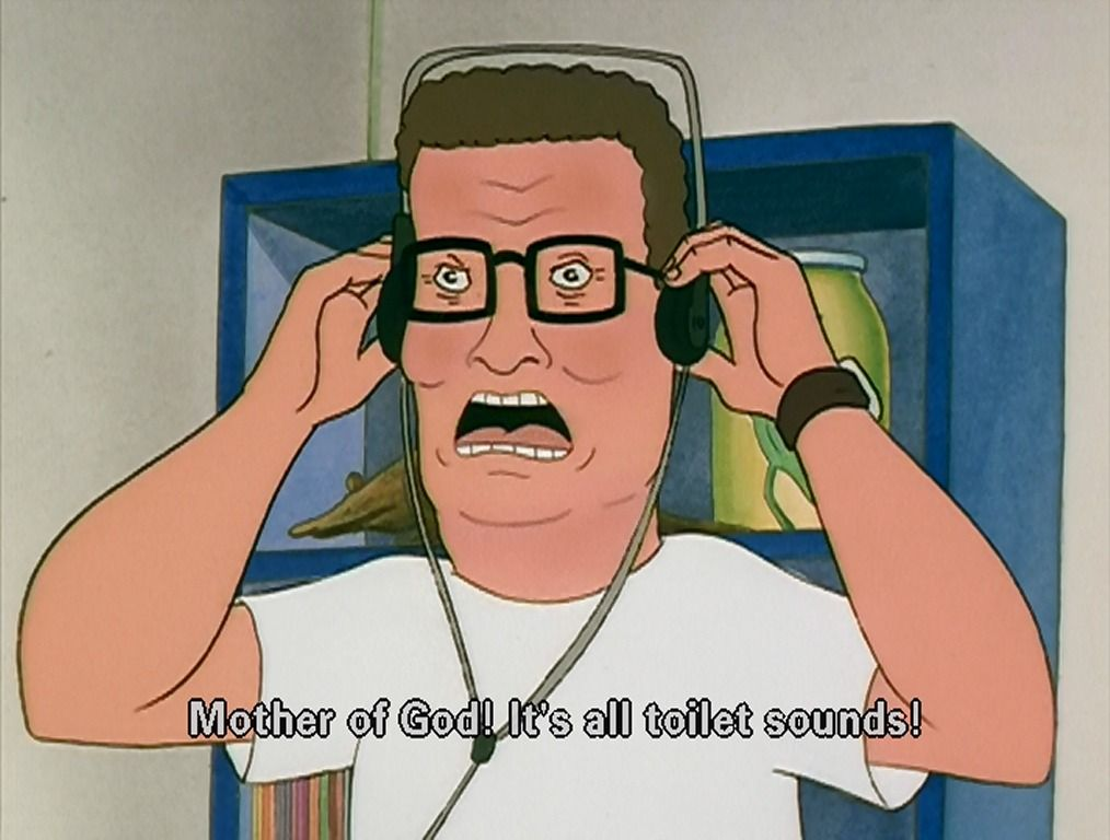 Hank Hill on modern music | Funny meme pictures, Funny ...