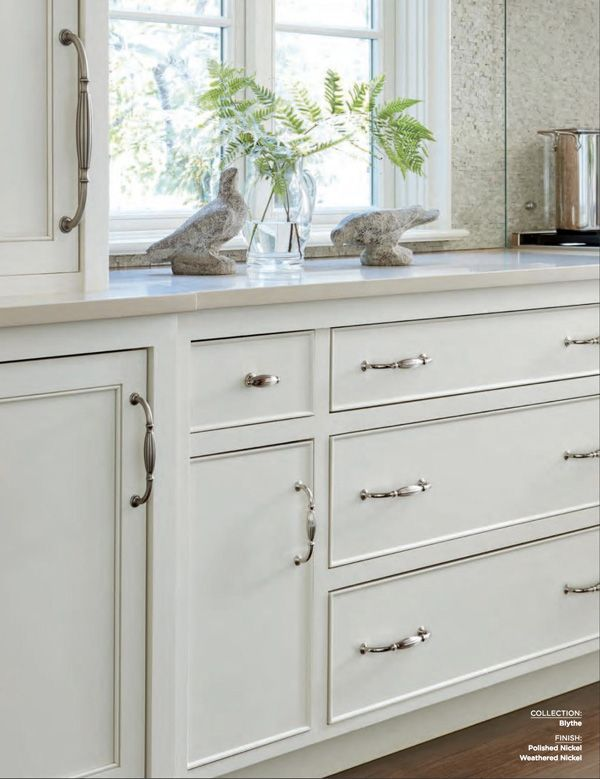 Kitchen cabinet hardware - The Right Length Cabinet Pulls ...