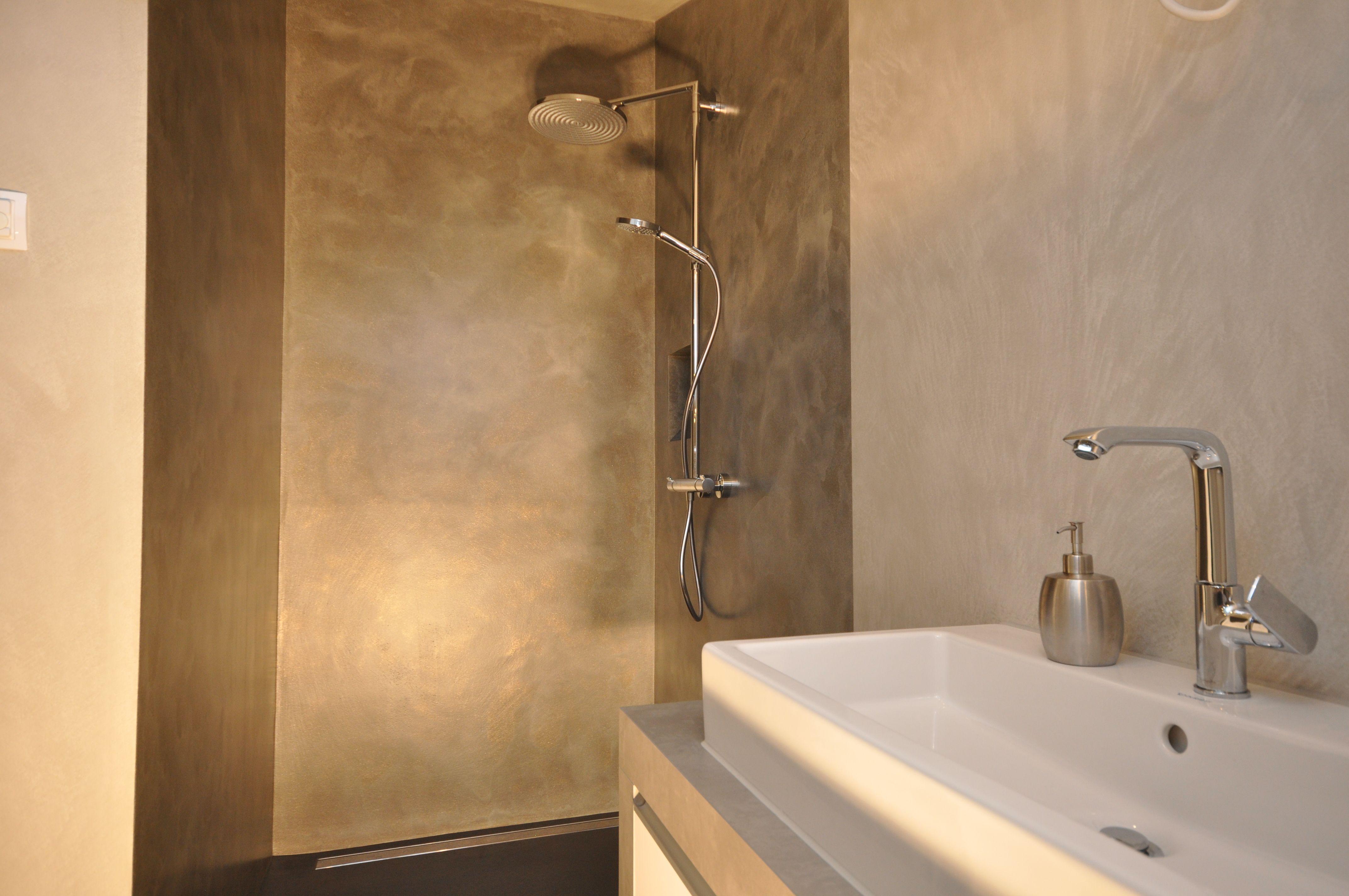 Kalk Marmor Putz Bad designbad • kalk-marmor-putz • fugenlose wandflächen • fugenloser
