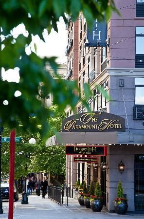 Seattle Hotel Paramount Walking Distance To Tourist Attractions And Convention Center 149