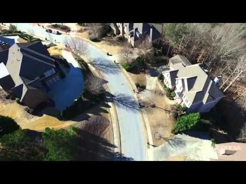 Aerial Drone Real Estate Video | Suwanee, Georgia - http://zerodriftmedia.com/aerial-drone-real-estate-video-suwanee-georgia/