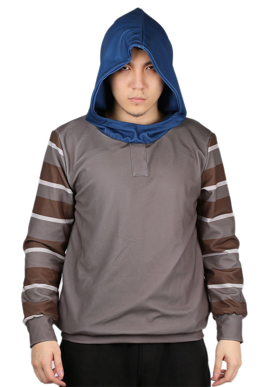 Aliexpress.com: Comprar Toby Ticci Superior Sudadera Camisa COSplay ...