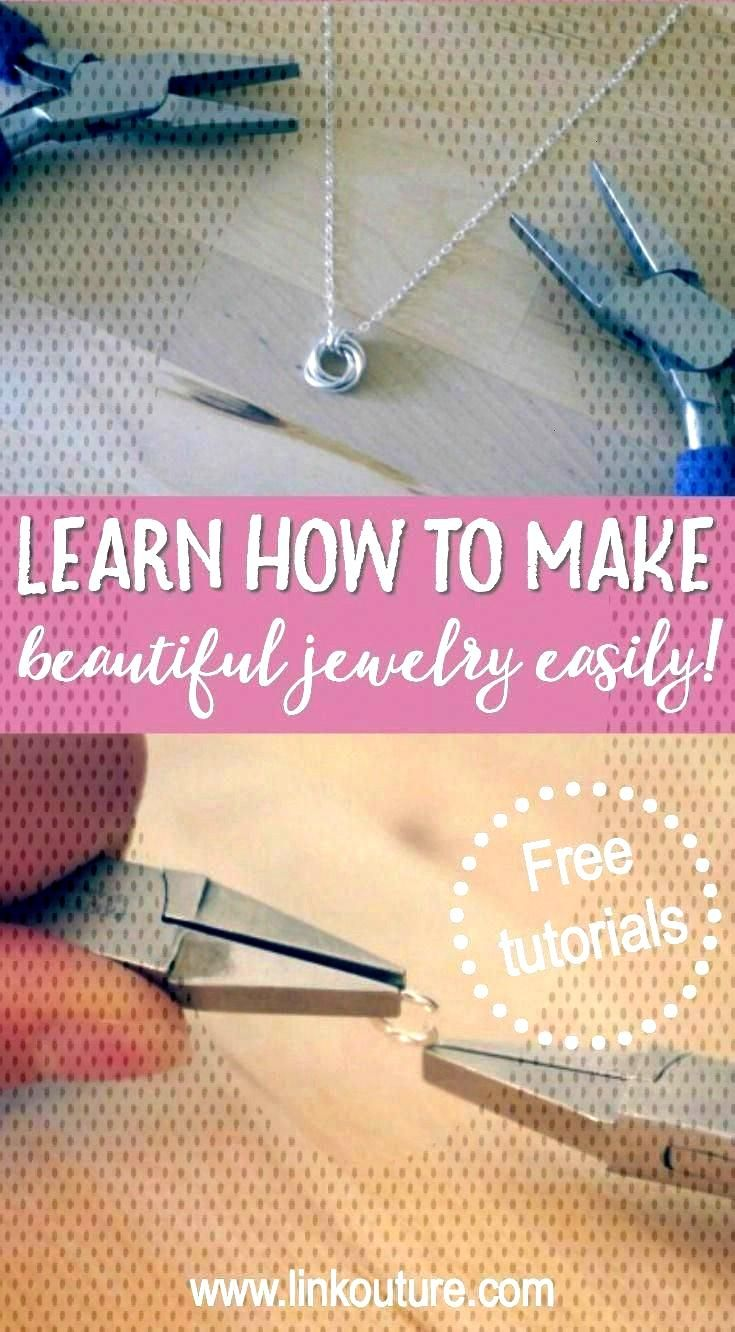 Do you want to learn how to make jewelry but don't know where to begin? Get started with these free