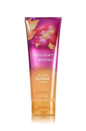 Twilight Woods Golden Sugar Scrub - Signature Collection - Bath & Body Works