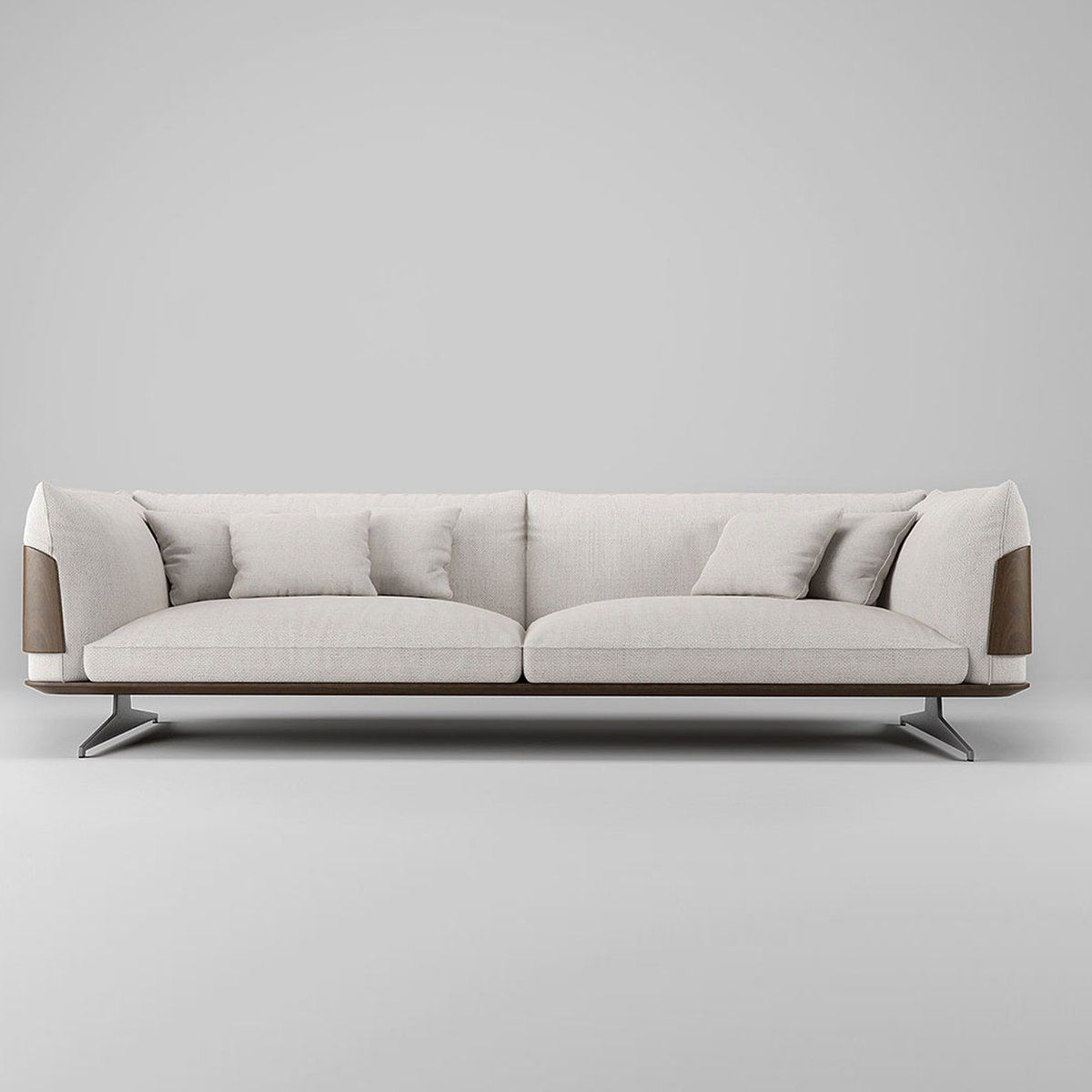 Pre Order 60 Days Delivery Brooklyn Sofa BRO016OW