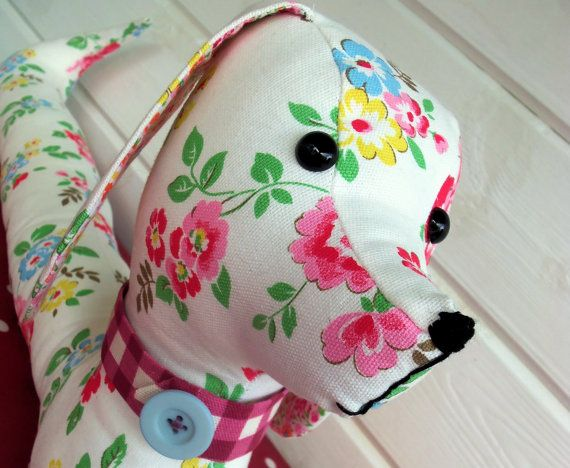 Daisy the Draught (Draft) Excluder Dog pdf pattern | Draft Stoppers ...