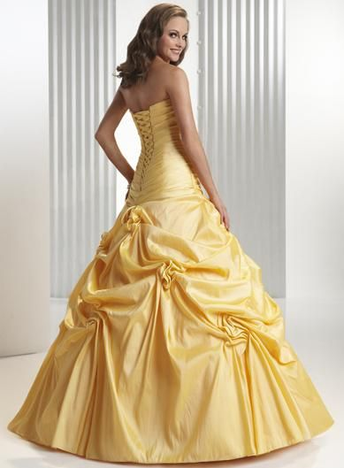 Belle dresscould totally see this as someones wedding