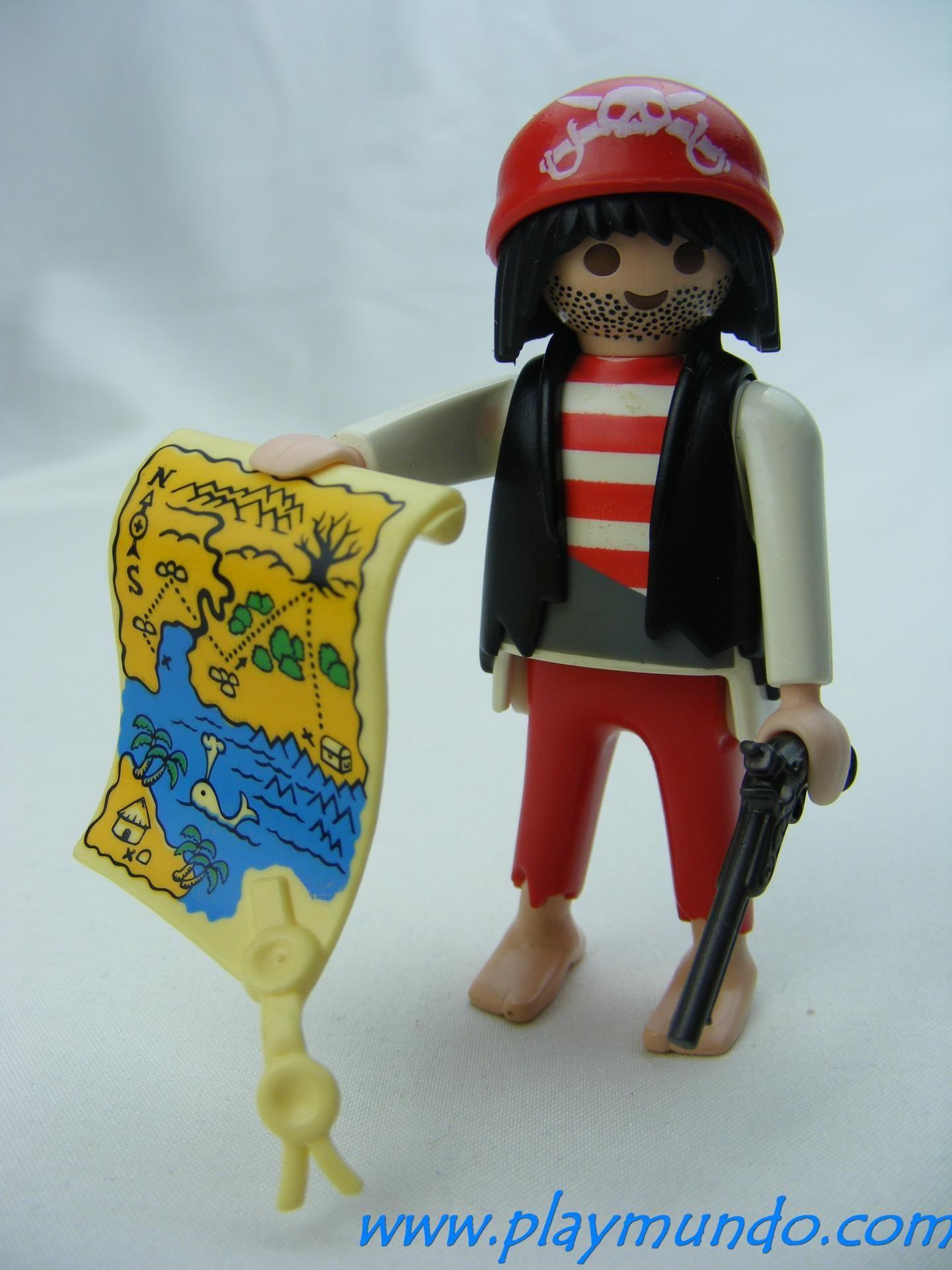 Playmobil 4558 Special Pirata Ano 1998 1999 Playmobil