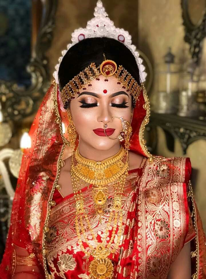 Pin by Eddie Vigil on Bengali Wedding Bengali bridal