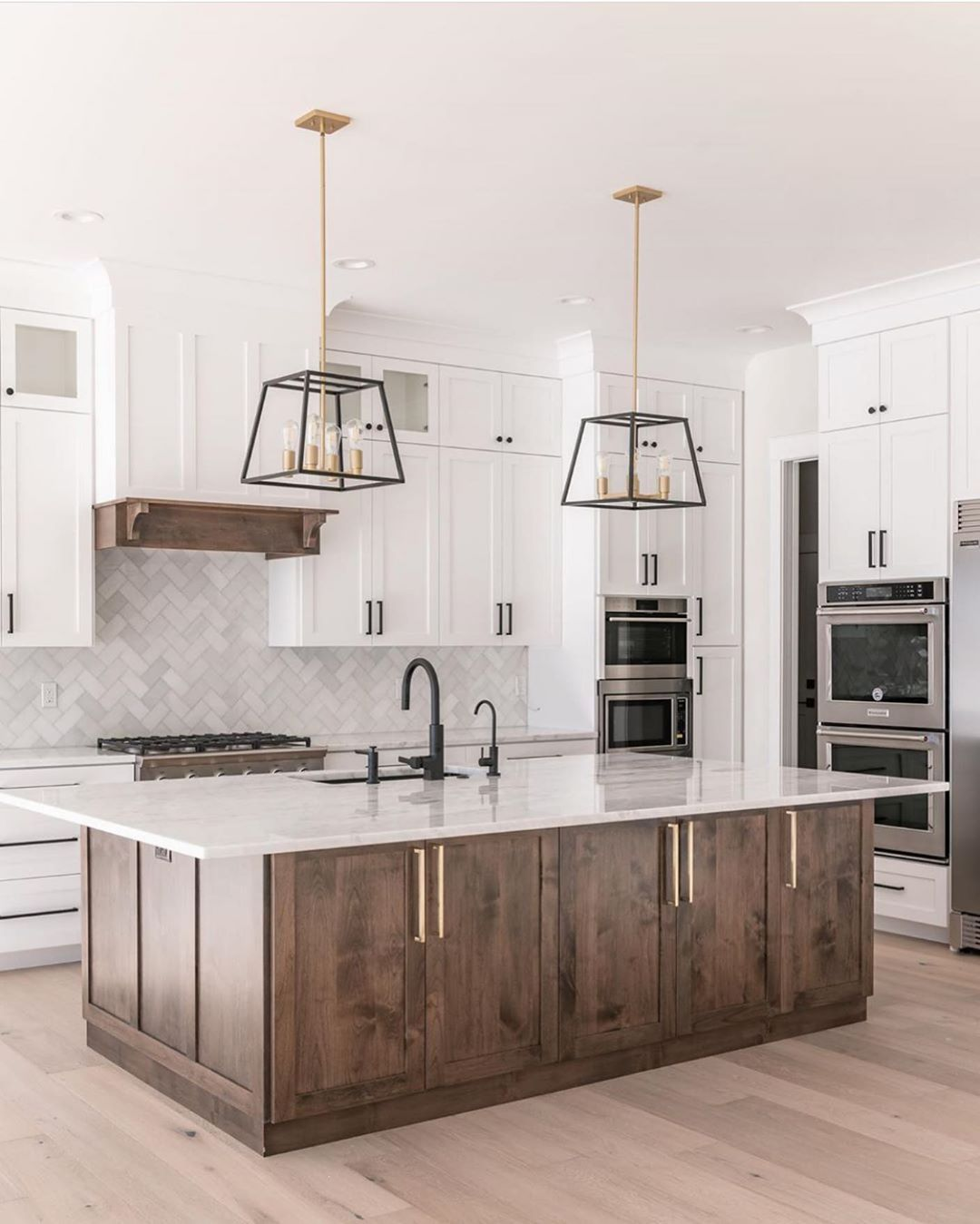 Kitchens Of Instagram On Instagram Dream Kitchen By Murdockbuildersutah Photo By Rebekahwestoverphotog Dream Kitchen Kitchen Design Home Decor Kitchen