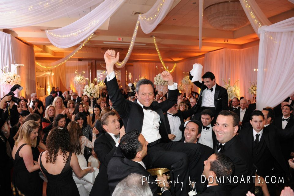A Great Wedding Reception Party And A Perfect Jewish Hora Dance Wedding Picture By Dominoarts Photography W Jewish Bride Jewish Wedding Jewish Music