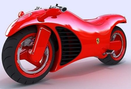 Ferrari V4 Superbike Concept Based on the Enzo - | ferrari v4 ...
