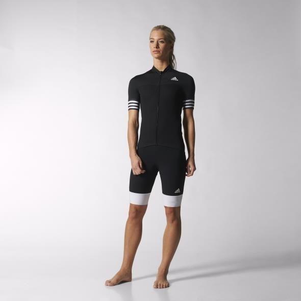 420c3f452 adistar shor sleeve cycling Jersey SS15 adidas
