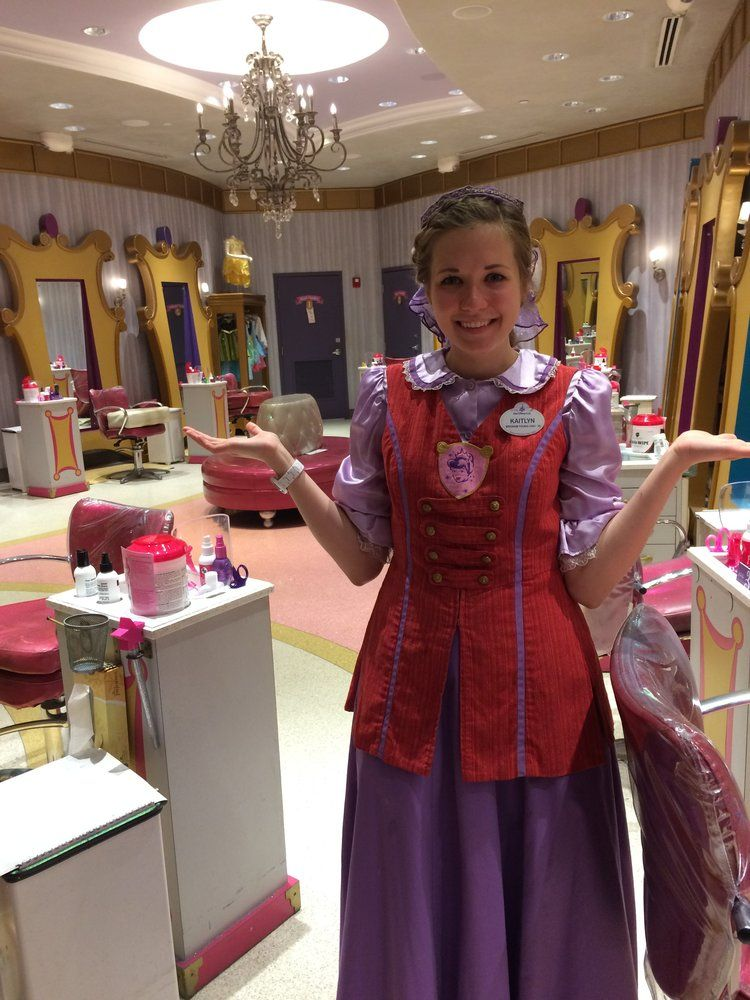 About The Dcp Role Fairy Godmother In Training Disney College