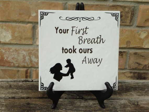 Tiles With Sayings Tile Words Personalized Vinyl On Signs Hom