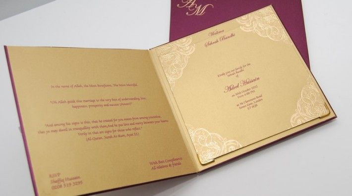 Wedding Invitation Cards Uk: Sikh Punjabi Wedding Invitations London UK