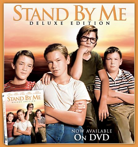 Stand By Me A Fantastic Movie Based On A Short Story By Stephen King I Movie Stand By Me Movies